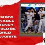 Giants Show Remarkable Consistency and Should be the World Series Favorite
