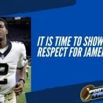 It Is Time to Show Some Respect for Jameis Winston