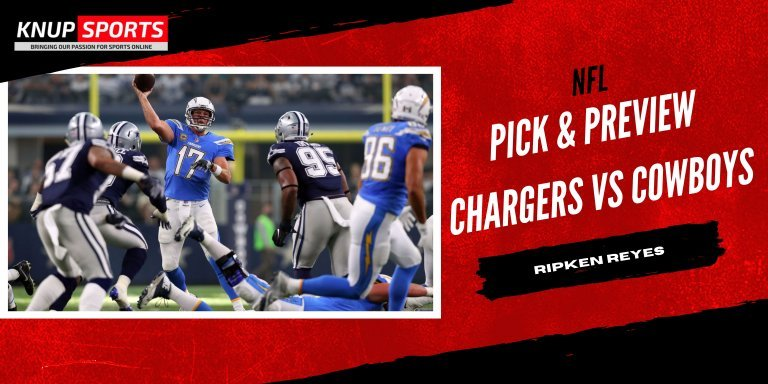 Chargers vs Cowboys Pick and Preview – NFL Sunday Football Week 2