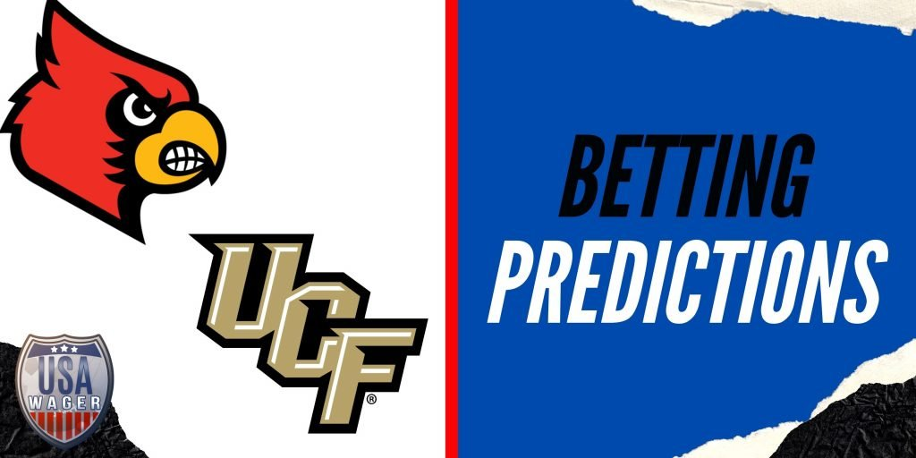Louisville vs UCF Prediction & College Football Odds for Week 3