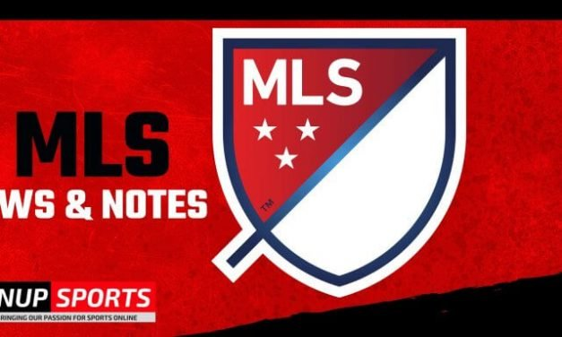 MLS News and Notes | September 9th