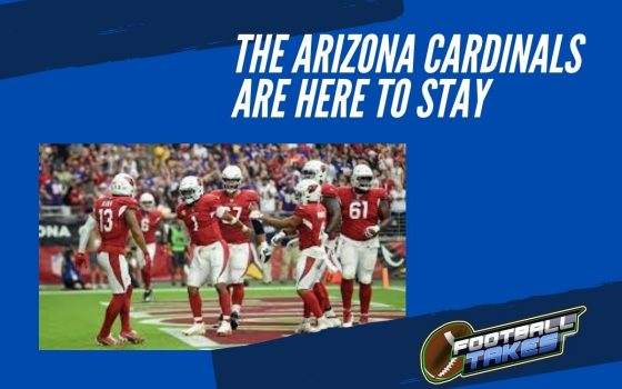 The Arizona Cardinals Are Here to Stay