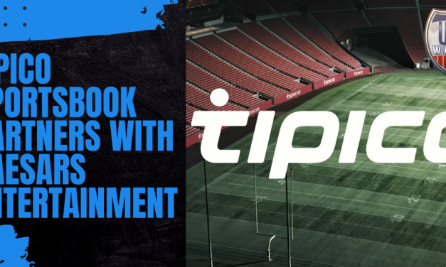 Tipico Sportsbook Partners with Caesars Entertainment