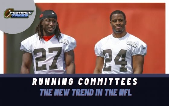 Why are Running Committees the New Trend in the NFL