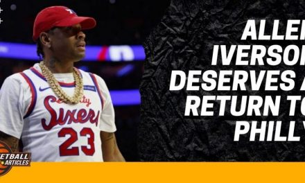 Allen Iverson Deserves a Return to Philly