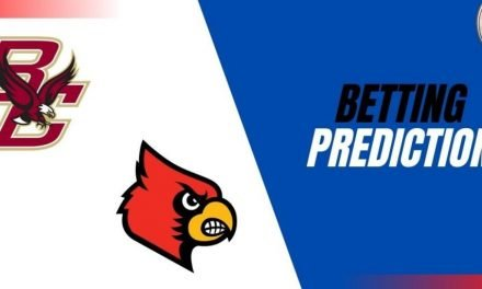 Boston College vs Louisville Prediction & College Football Odds for Week 8