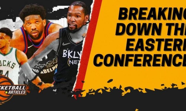 Breaking down the Eastern conference