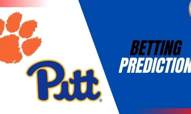 Clemson vs Pittsburgh Prediction & College Football Odds for Week 8