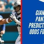 Giants vs Panthers Prediction & NFL Odds for Week 7