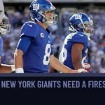 The New York Giants Need a Firesale