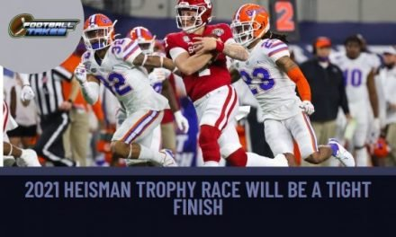 2021 Heisman Trophy Race will be a Tight Finish