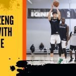 Fanbo Zeng signs with G League Ignite