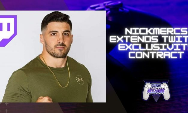 NICKMERCS Extends Twitch Exclusivity Contract Despite Speculation of YouTube Transition