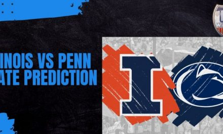 Illinois vs Penn State Prediction & College Football Odds for Week 8