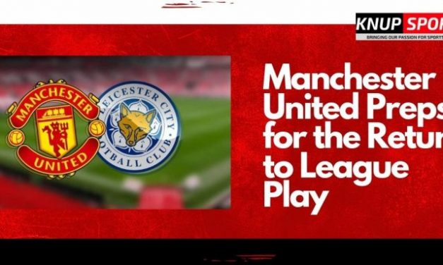 Manchester United Preps for the Return to League Play After the International Break