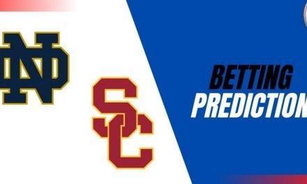Notre Dame vs USC Prediction & College Football Odds for Week (Week 8