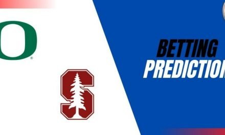 Oregon vs Stanford Prediction & College Football Odds for Week 5