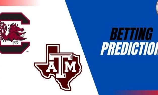 South Carolina vs Texas A&M Prediction & College Football Odds for Week 8