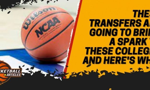 These transfers are going to bring a spark to these colleges and here's why: